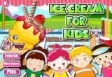 لعبة ايس كريم للاطفال