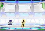 لعبة الرجل الكهربائي المقاتل