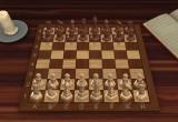 لعبة الشطرنج الحقيقية