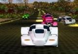 لعبة سيارات فلاش برق