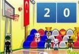 لعبة كرة السلة 2020