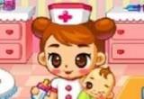 لعبة الممرضة القصيرة الرائعة