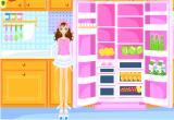 لعبة ترتيب الثلاجة