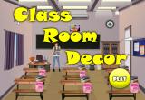 لعبة ديكور الفصل الدراسي2