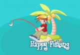 لعبة صيد سعيد