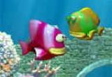 لعبة السمك الكبير ياكل السمك الصغير