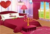 لعبة ترتيب ديكور غرفة نوم المشاهير