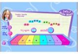 لعبة بيانو الحيوانات