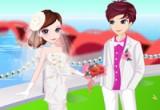 لعبة تلبيس عروسة مودرن 2014