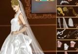 لعبة تلبيس العروسة المتكبرة