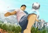 لعبة كرة قدم الكابتن الشجاع